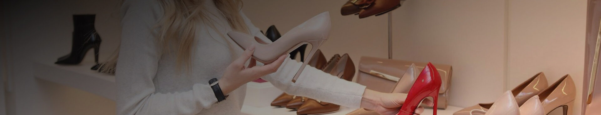 SEO promotion for an online store of footwear and clothing brands